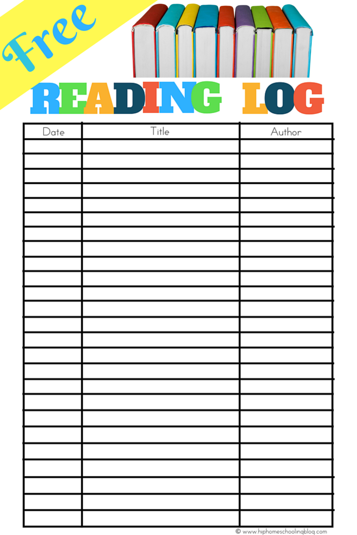 Reading Log Spreadsheet With Summer Reading Challenge 2016 With 5 Huge Prizes!
