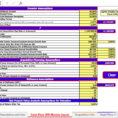 Real Estate Development Analysis Spreadsheet In Amit Tandon  Eloquens