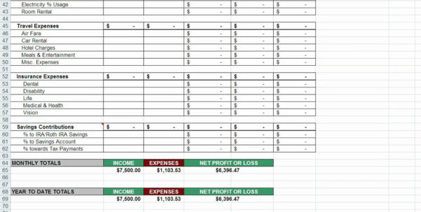 Real Estate Expense Tracking Spreadsheet Within Free Real Estate Agent Expense Tracking Spreadsheet