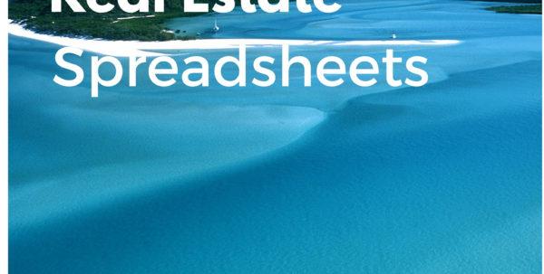 Real Estate Roi Spreadsheet Throughout 10 Free Real Estate Spreadsheets  Real Estate Finance