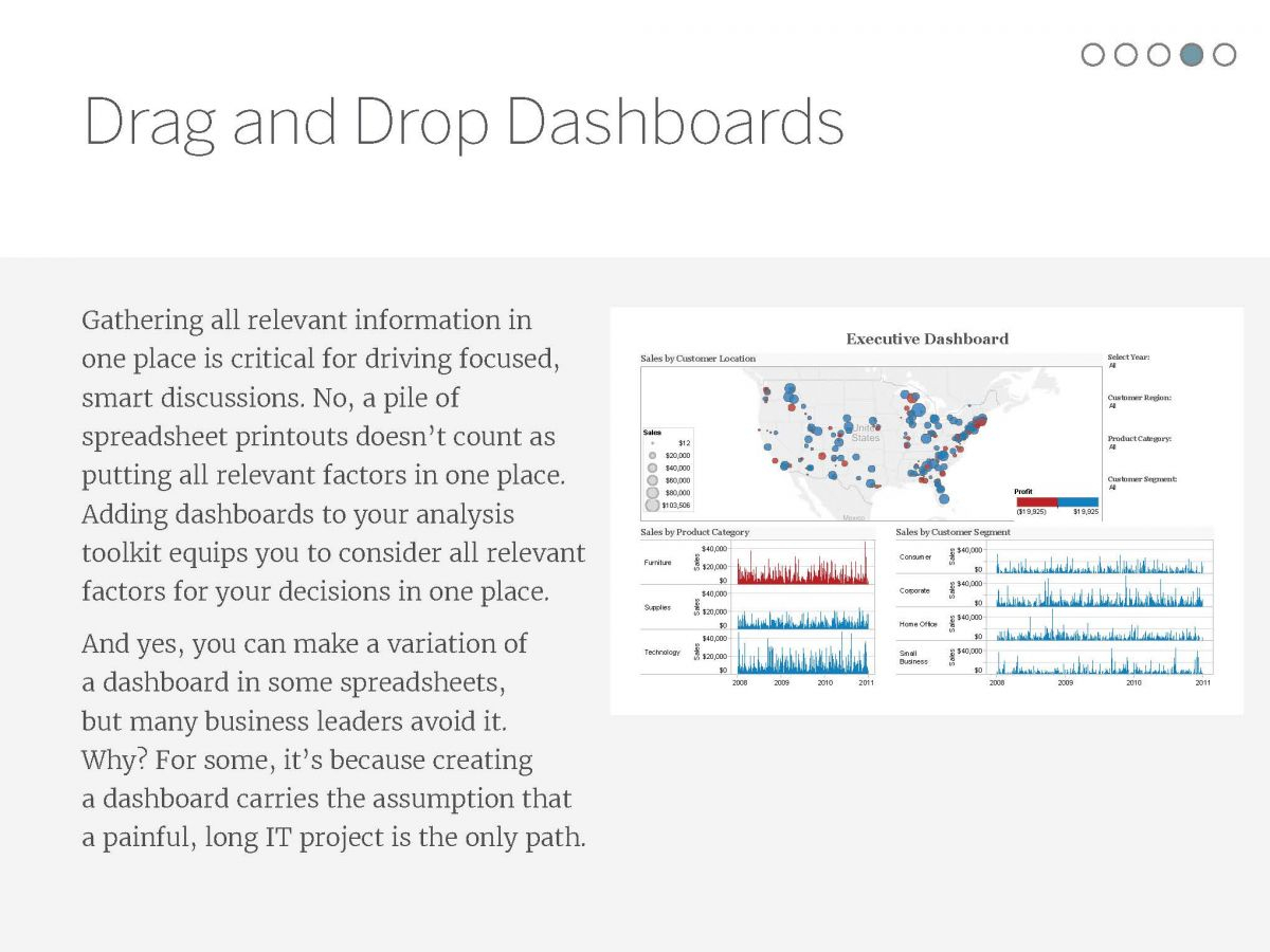 Realdata's Pro Spreadsheet Throughout Data Analysis In Excel? See How Tableau Does It Better