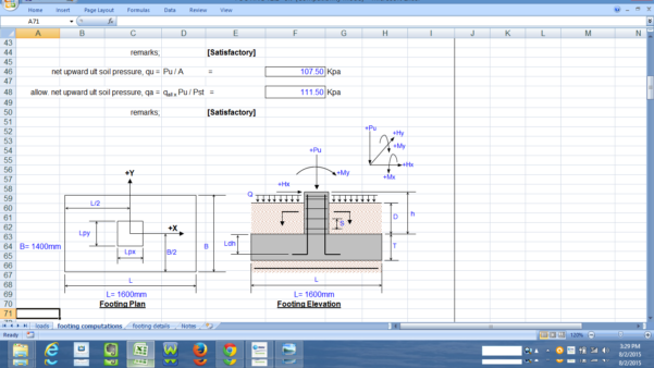Rebar Development Length Spreadsheet Inside Reinforced Concrete Design  Engineer's Outlook