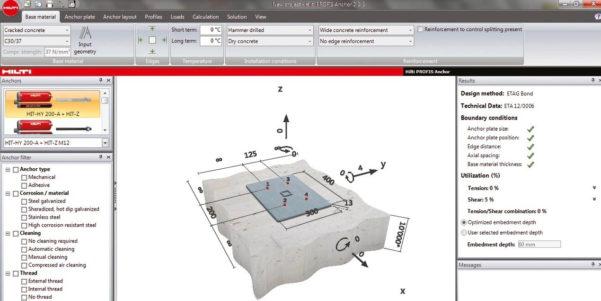 Rebar Development Length Spreadsheet Throughout Rebar Design Center  Hilti Usa