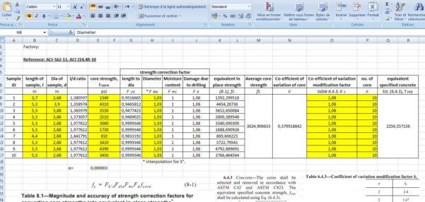 Rebar Estimate Excel Spreadsheet For Rebar Calculator Spreadsheet  Homebiz4U2Profit