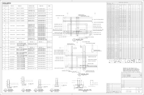 Rebar Estimate Excel Spreadsheet In Mds Rebar Estimation  Footings,haunches, Beam Pockets, Slab, Beams