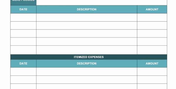 Receipt Spreadsheet Template In Spreadsheet For Taxes Expense Sheet Receipt Mileage Business