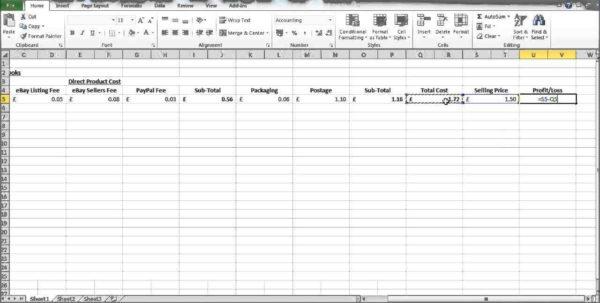 Recipe Costing Spreadsheet Inside Free Recipe Costing Spreadsheet And Recipe Costing App  Pulpedagogen