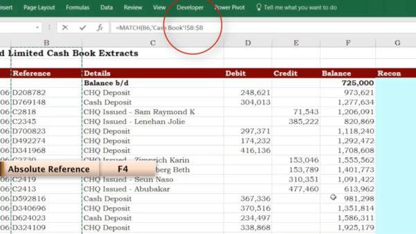 Reconciliation Excel Spreadsheet Inside Bank Reconciliation Formula Philippines Pdf Formulas In Excel