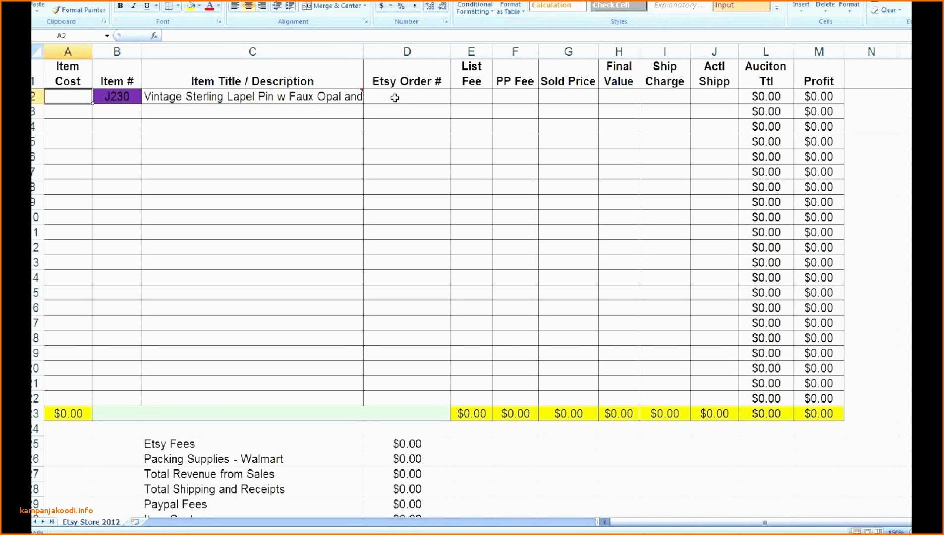 Reloading Calculator Spreadsheet in Business Model Spreadsheet Writing A Business Letter  Resume