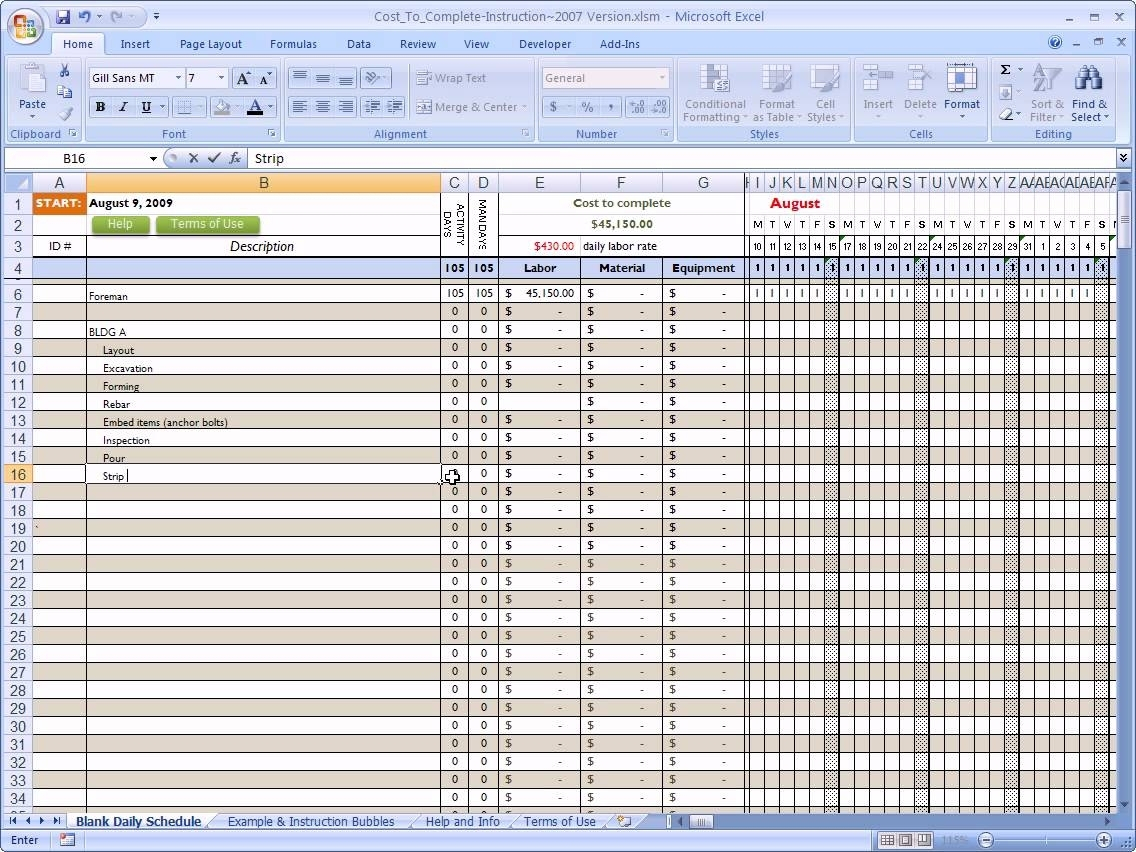 Remodeling Budget Spreadsheet Excel Regarding Excel Expense Report Template Free Printable Expense Tracking