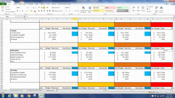 Renaissance Diet Spreadsheet For Renaissance Periodization Template Excel  Glendale Community