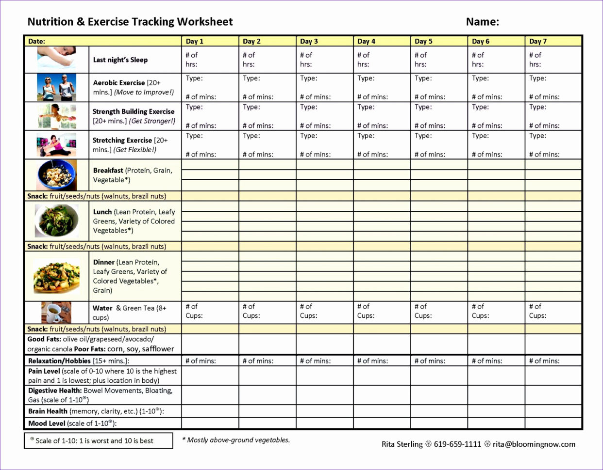 Renaissance Diet Spreadsheet Intended For Diet And Weight Training. Weight Training Excel Sheet Fresh