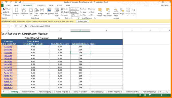 Rent Payment Spreadsheet Within Rent Collection Spreadsheet Free Template Payment Tracker