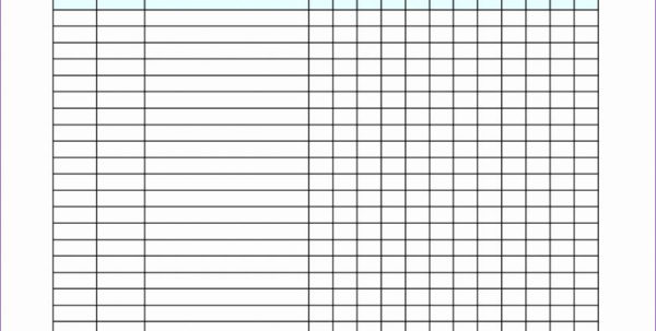 Rent Spreadsheet Template For Monthly Invoice Template Format Billing Statement Excel Rent Vendor