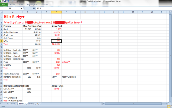 Rental Spreadsheet Free Within Vacation Rental Spreadsheet Free  Homebiz4U2Profit