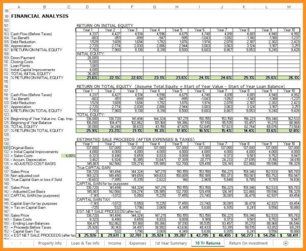 Rental Spreadsheet Inside 34 Rental Property Excel Spreadsheet Free  Knowinglost