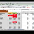 Rental Tracking Excel Spreadsheet Inside Rent Roll  Excel Models