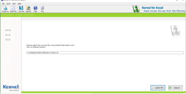 Repair Excel Spreadsheet Regarding Download Kernel Recovery For Excel 18.10