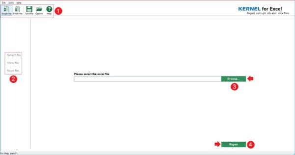 Repair Excel Spreadsheet Regarding Five Easy Ways To Repair Excel Files And Recover Lost Data