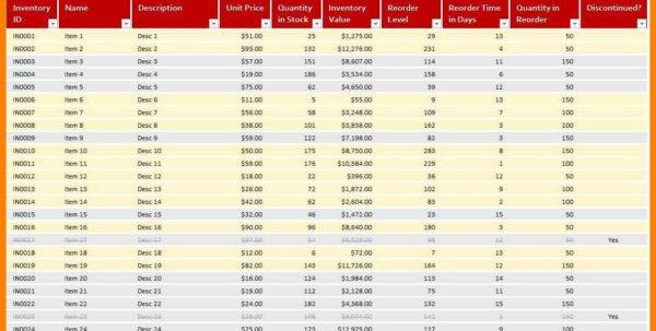 Restaurant Accounts Spreadsheet In 9  Restaurant Inventory Spreadsheet  Credit Spreadsheet