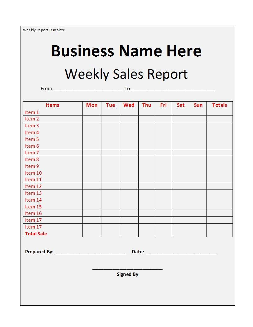 Restaurant Daily Sales Spreadsheet Regarding Sales Call Report Template Excel And Restaurant Daily Sales Report