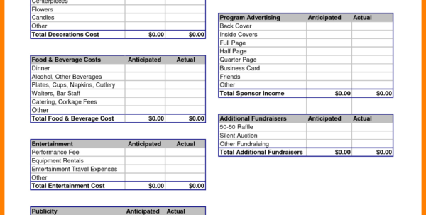 Restaurant Expense Spreadsheet Template For Business Budget Template Excel Unique Catering Expenses Spreadsheet