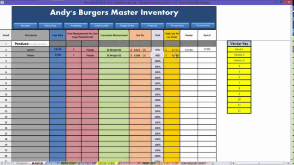 Restaurant Spreadsheet Templates Free With Regard To Restaurant Excel Spreadsheets  Aljererlotgd