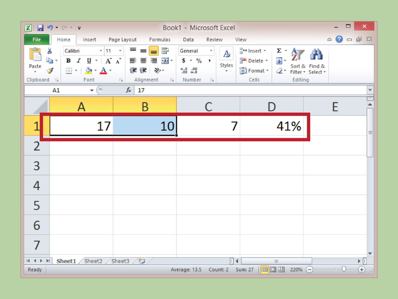 Retail Math Formulas Spreadsheet Pertaining To How To Calculate Cost Savings Percentage: 11 Steps With Pictures