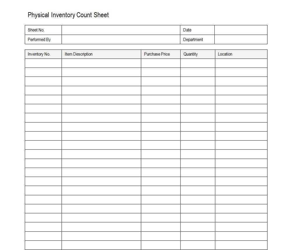 Retail Store Inventory Spreadsheet Throughout Retail Store Inventory Sheet And Retail Inventory Spreadsheet Sample