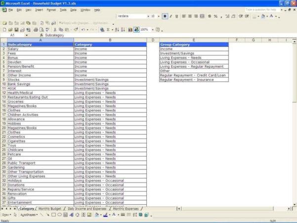Retirement Budget Spreadsheet Excel In Retirement Planning Worksheet Excel And Retirement Planning Budget