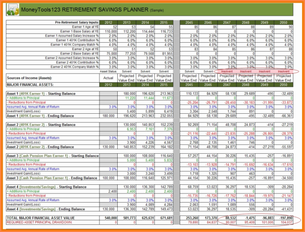 Retirement Budget Spreadsheet Excel Within Retirement Budget Spreadsheet As Inventory What Is Worksheet Excel