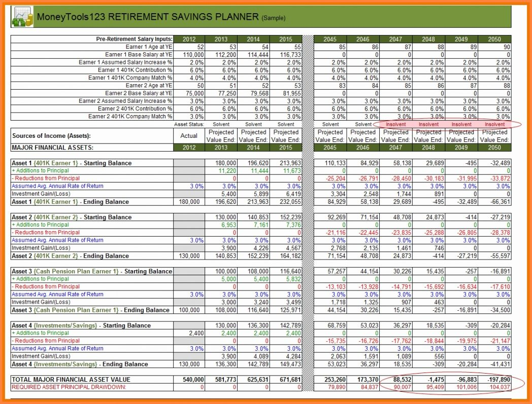 Retirement Budget Spreadsheet Pertaining To Retirement Budget Spreadsheet Best Of Savings Aarp Worksheet Imag
