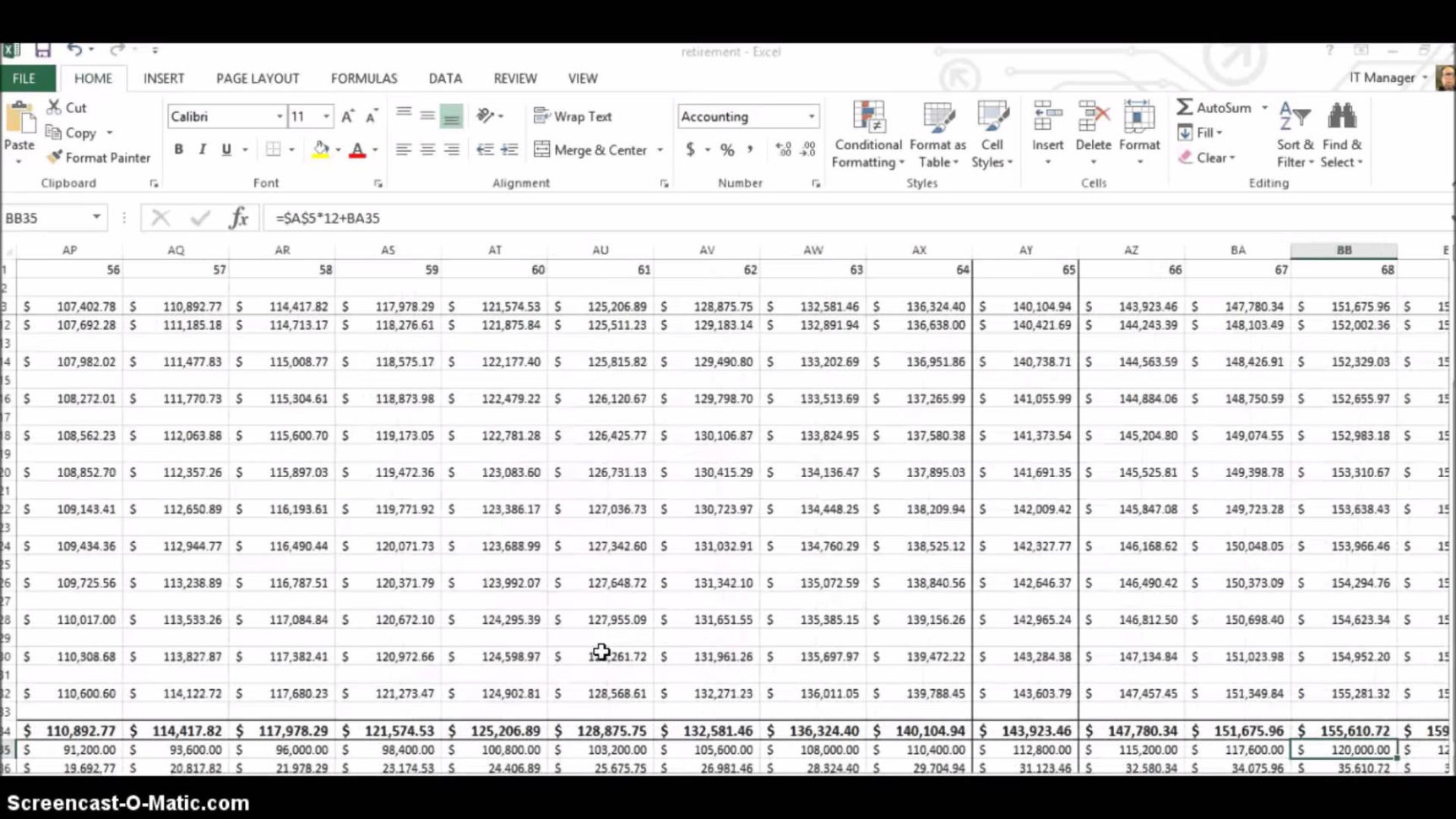Retirement Calculator Spreadsheet Template With Example Of Retirement Calculator Spreadsheet Maxresdefault Planning