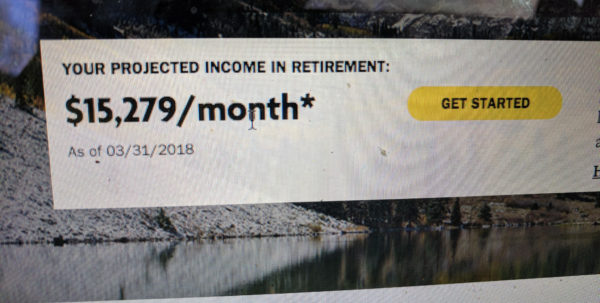 Retirement Spreadsheet Reddit Pertaining To When The Retirement Calculators Don't Know You Plan To Fire
