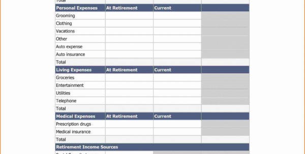 Retirement Spreadsheet Template With Regard To Retirement Planning Spreadsheet – Alltheshopsonline.co.uk
