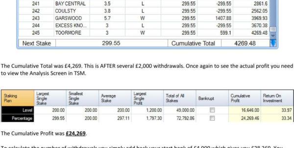 Retirement Staking Plan Spreadsheet Regarding Tsm Meets The Pro Backer  Pdf