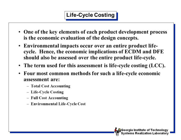 Revenue Cycle Performance Metrics Spreadsheet 03012010 Xls Within Tag; What Is Life Cycle Cost Accounting