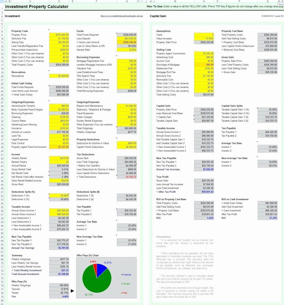 Roi Analysis Spreadsheet Throughout Roi Analysis Spreadsheet Inventory Spreadsheet Excel Spreadsheet