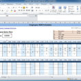Rota Spreadsheet Template Pertaining To Free Employee And Shift Schedule Templates