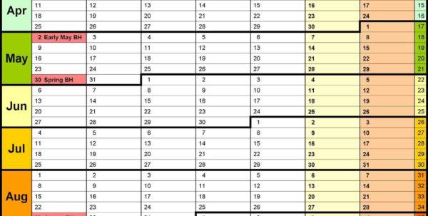 Rota Spreadsheet With Regard To Work Rota Template  Rent.interpretomics.co