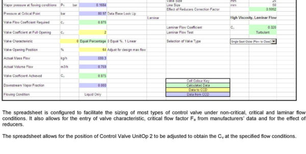 Rupture Disc Sizing Spreadsheet Throughout Chemcad 6.0 Sizing Tools  Pdf Rupture Disc Sizing Spreadsheet Google Spreadsheet