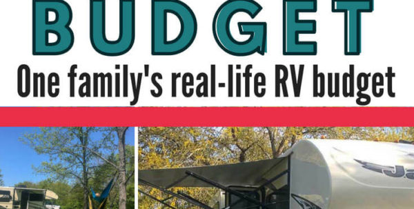Rv Expenses Spreadsheet Inside How Much Does Rv Travel Cost? One Family's Fulltime Rv Budget