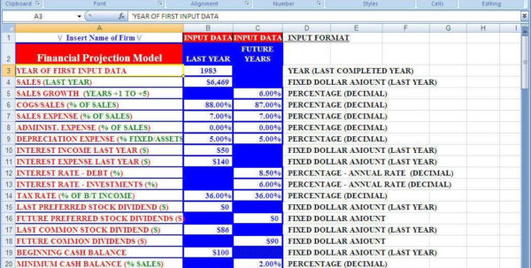 S4 Financial Projections Spreadsheet With Regard To Financial Projections Spreadsheet Template And Financial Projections S4 Financial Projections Spreadsheet Spreadsheet Download