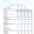 Saas Financial Model Spreadsheet Regarding The Definitive Saas Financial Model Template For Startups