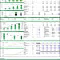 Saas Financial Model Spreadsheet Throughout Free Spreadsheet Templates  Finance Excel Templates  Efinancialmodels