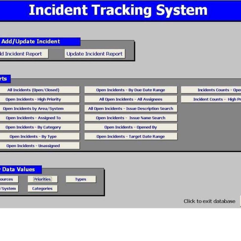 Safety Incident Tracking Spreadsheet Intended For Incident Tracking Spreadsheet Safety And App Sample Worksheets Excel