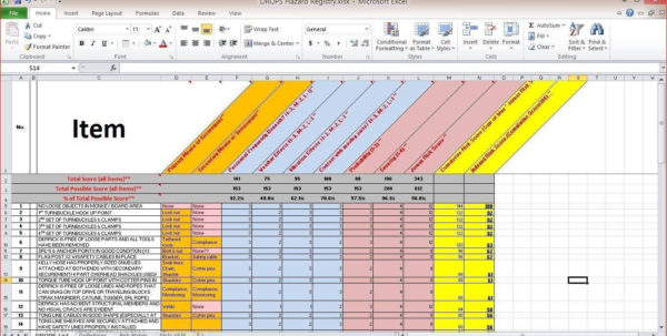 Safety Incident Tracking Spreadsheet With Safety Tracking Spreadsheet And Accident Statistics Template Excel