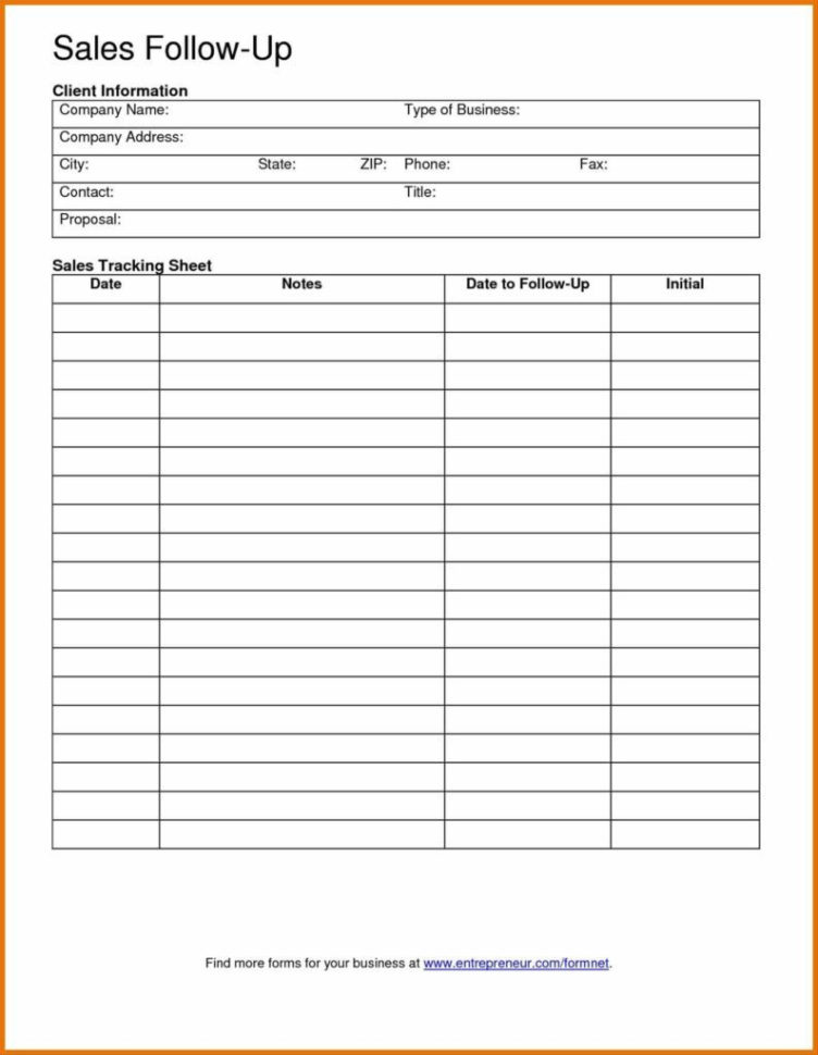 Sales Lead Spreadsheet With Sales Lead Tracking Spreadsheet Report Template And Sheet Personal