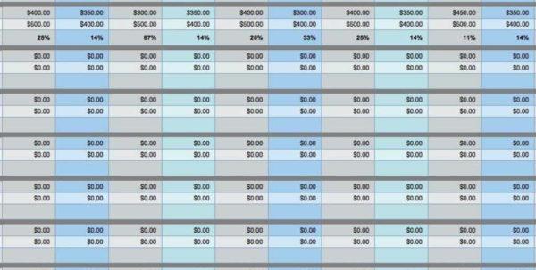 Sales Pipeline Excel Spreadsheet For Sales Pipeline Excel Spreadsheet And Sales Call Plan Template Excel