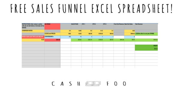 Sales Pipeline Spreadsheet Template Inside Sales Pipeline Template Excel Sample Worksheets Management Free